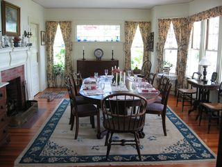 Cape Neddick house photo - Formal dining room