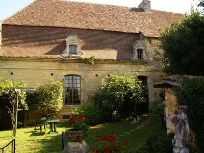2 Spacious holiday homes  in a  renovated 18th  Century Manor House