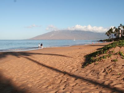 Kihei condo rental - 'Our beach: Kamaole Beach II'