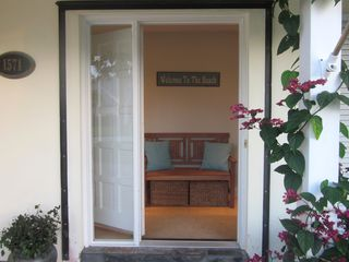 Vero Beach house photo - Front Entry...Welcome to the Beach!