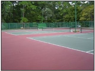Coldspring house photo - 3 court Tennis courts