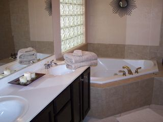 Las Vegas house photo - Master Bath