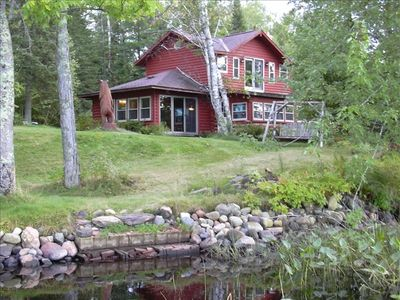 Wilderness Acres Lake Home/Cabin Retreat