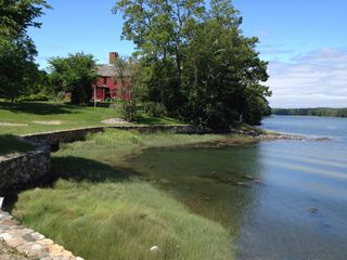 York Harbor house photo - York River from Sewall's Bridge