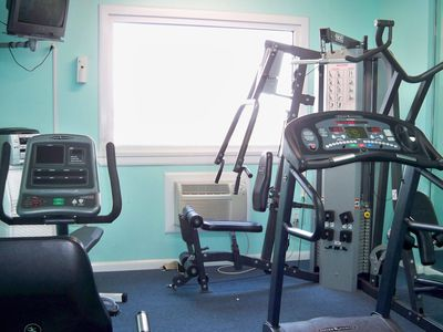 One of our two Exercise Rooms.