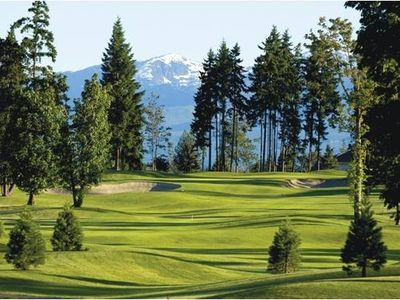 Golf at spectacular local courses