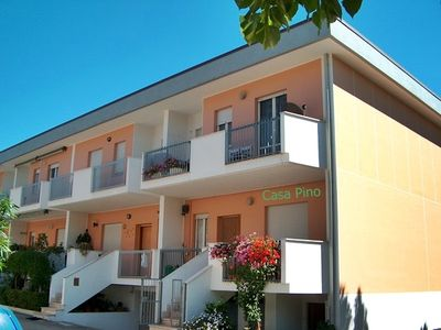 Silvi Marina house rental