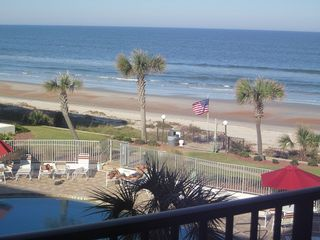 Ormond Beach condo photo - View from Balcony