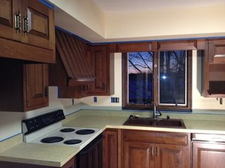 Traverse City house photo - Full Kitchen on main level including dishwasher, micro ...
