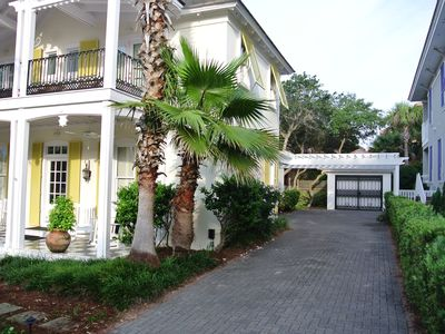 Caribe,  Gated Gulf Front Community, Walk to Private White Sand Beach