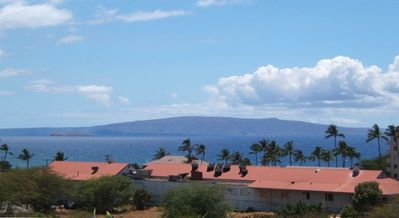 Beautiful Ocean View from Your Lanai! We actually took this photo!