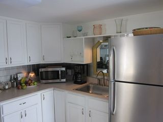 New Haven cottage photo - kitchen at the adjacent guest house