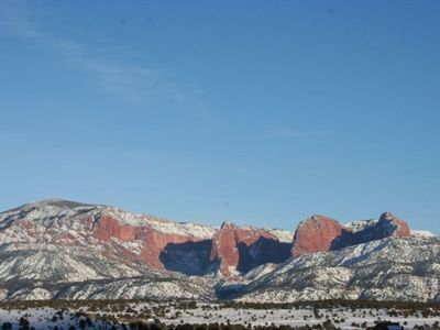 Kolob Fingers at Kolob State Park