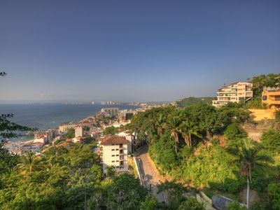 Puerto Vallarta condo rental - Ocean and jungle views