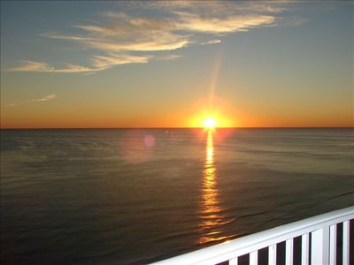 Enjoy the Beautiful Sunset on the Gulf of Mexico.