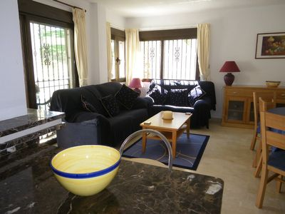 Las Ramblas apartment rental - Lounge/diner