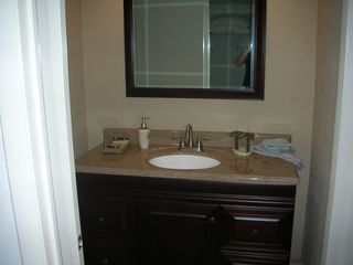 Seaview condo photo - mater bath