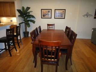 Rivendell Ocean City condo photo - Dining area!