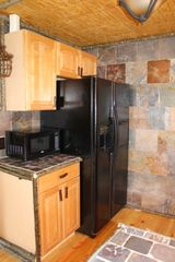Blairsville cabin photo - Double door fridge