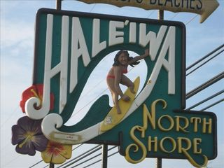 Haleiwa condo photo - Historic Haleiwa Has Restaurants, Art Galleries