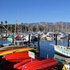 Santa Barbara house photo - Wander the Santa Barbara harbor, dine overlooking the yacht club, or rent a boat