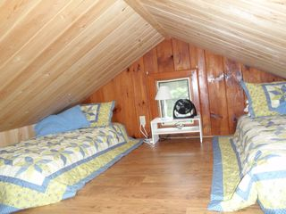 West Yarmouth cottage photo - Sleeping Loft - great hideaway for the kids!