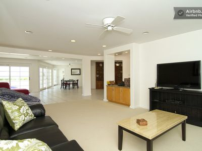 Spacious design with lots of room to relax and to enjoy best things in life