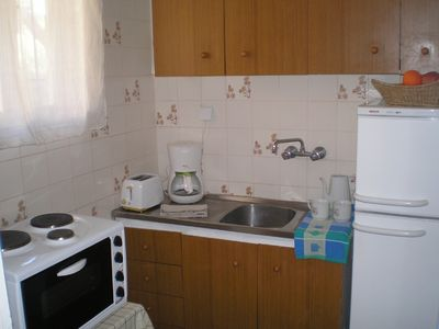 2 Bedroom Apartments (Kitchen)