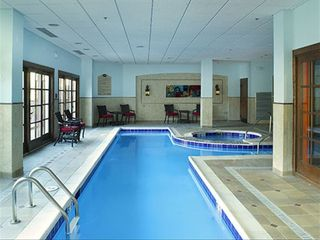 Avon condo photo - Heated Indoor Swimming Pool and Hot Tub