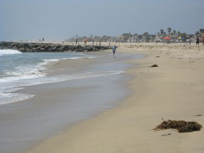 Newport Beach condo rental - Our beach...walk or jog