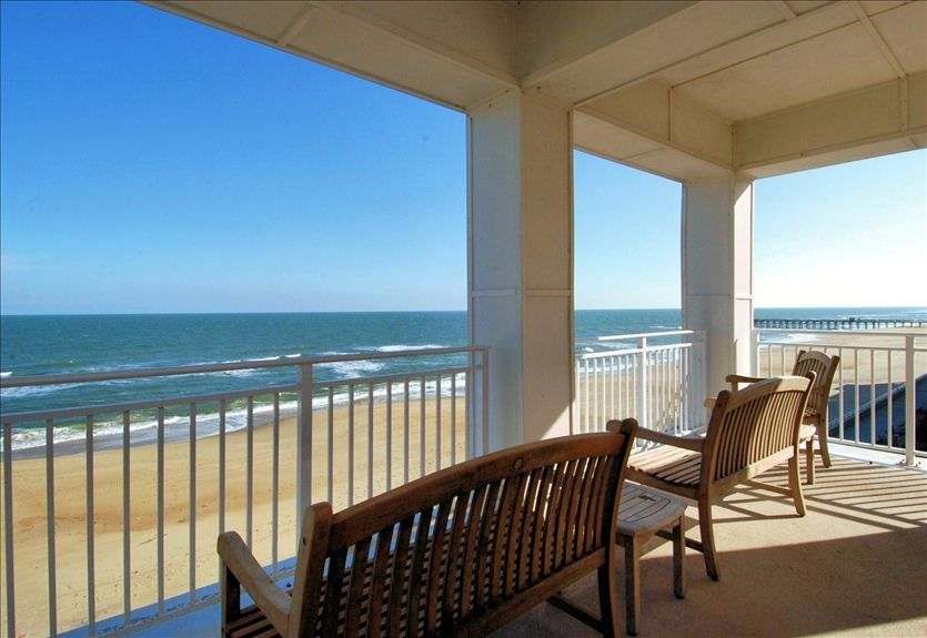 Luxury Oceanfront Corner 4 Bedroom 4 Bath Condo Vrbo