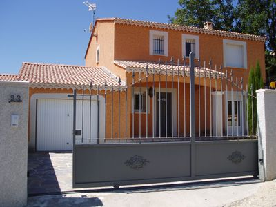 Wonderful Modern Villa With Pool, Sleeps 7