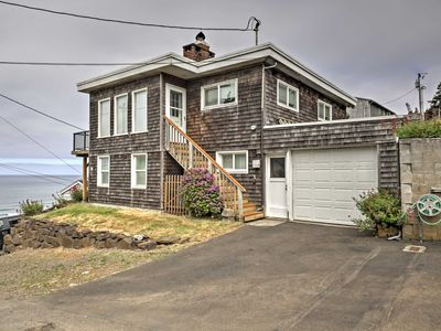 New! Splendid 4BR Oceanside House w/ Ocean Views!
