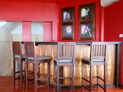 Ban Bang Makham villa rental - The Sunset Bar