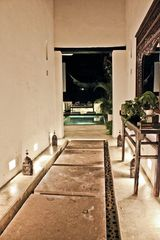 San Diego villa photo - Entrance at Night