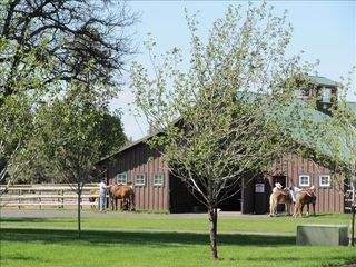 Bend house photo - Horse Barn