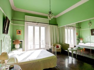 Central Athens apartment photo - Classical Bedroom