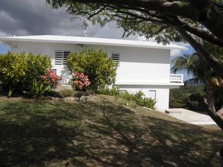 Vieques Island property rental photo - Main House