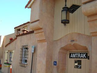 Anaheim cottage photo - Amtrak , Just about 4 blocks from the home.Bus and Metro link same area.