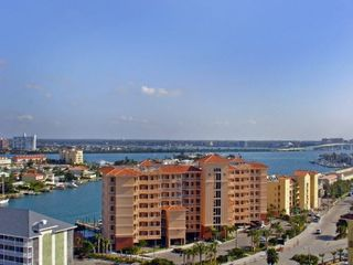 Clearwater Beach condo photo - Ariel View