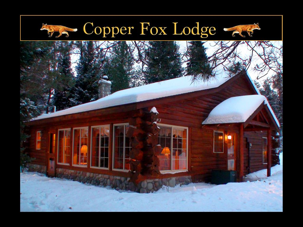 Log cabin luxury on the famed au sable river vrbo for Michigan romantic cabins