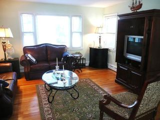 Newport cottage photo - Living room