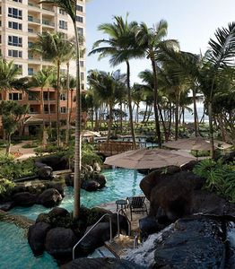 The Napali tower pool