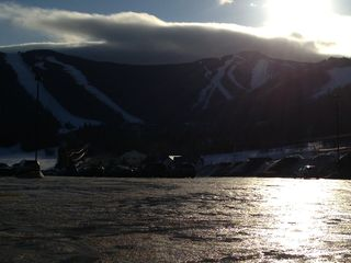Killington condo photo - Less than five minute walk across to RamsHead & SnoShed Base Lodge