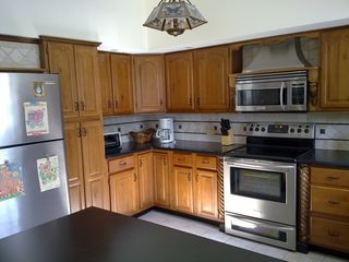 Kitchen - Edinburg house vacation rental photo