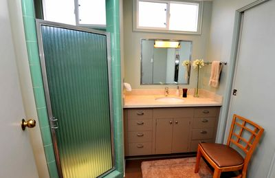 Carmel Valley house rental - Bathroom