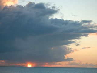 Providenciales - Provo apartment photo - A Provo day is Ending!