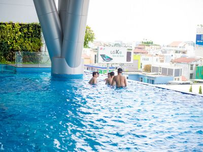 image for 2BR Infinity Edge Pool Apartment -Centre