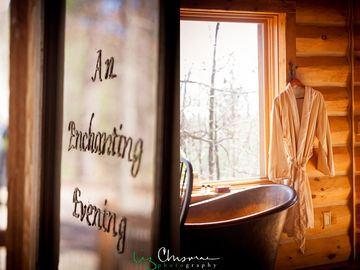 Little Rock cabin rental - An Enchanting Evening - the name says it all!