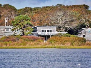 Oak Bluffs cottage photo - The Hideaway On Farm Pond